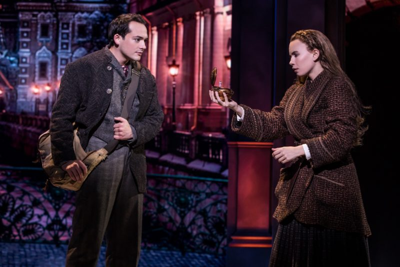 Anastasia | Broadway at Segerstrom Center for the Arts