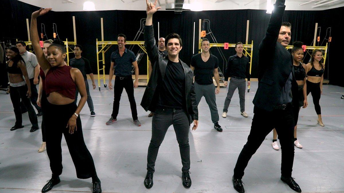 Still - The Broadway.com Show - A Bronx Tale Tour