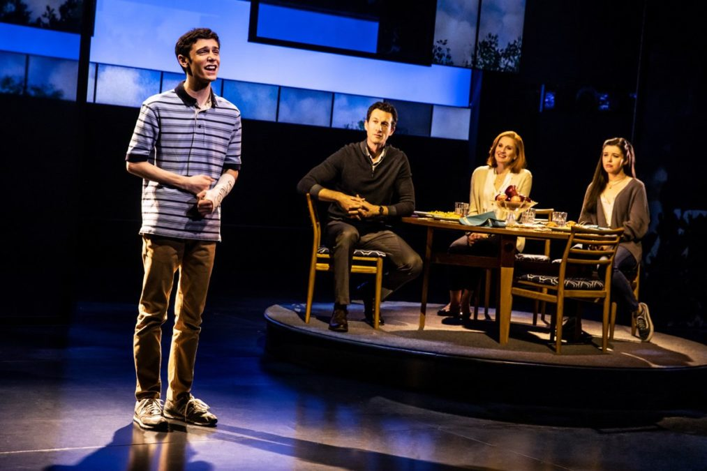 National Tour Show Photos-Dear Evan Hansen-10/18-Matthew Murphy