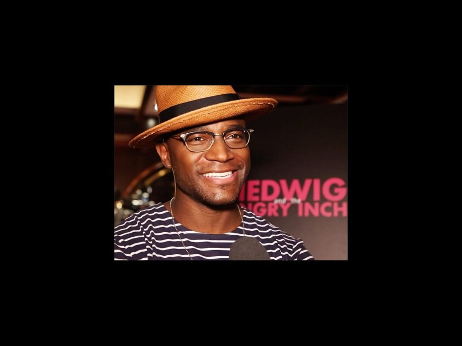VS - Hedwig Junket for Taye Diggs - 6/15 - Taye Diggs