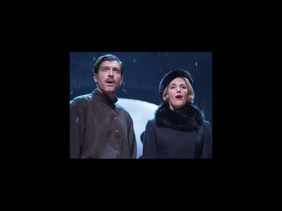 VS - Doctor Zhivago Broll - 4/15 - Tam Mutu and Kelli Barrett