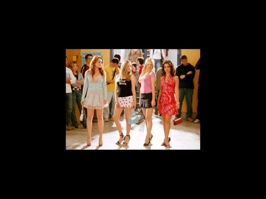 PS - Mean Girls - Lindsay Lohan - Amanda Seyfried - Rachel McAdams - Lacey Chabert -  Photo: Michael Gibson/Paramount Picture - 3/15
