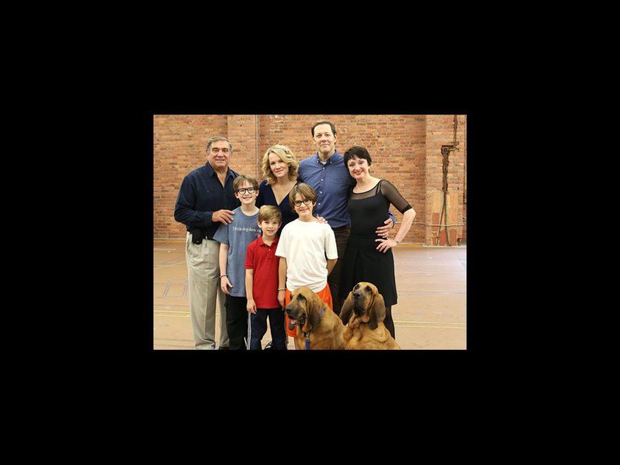 A Christmas Story – 2013 Meet and Greet – Dan Lauria – Jake Lucas – Noah Baird – Erin Dilly – Eli Tokash – John Bolton – Caroline O'Connor – Pete – Lily