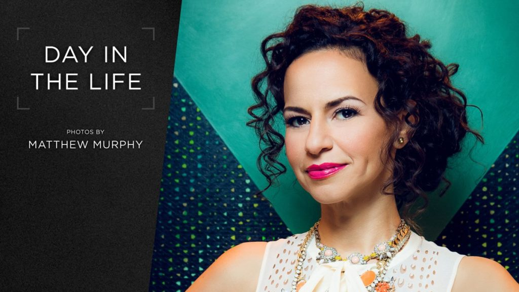 Still - A Day in the Life - Mandy Gonzalez