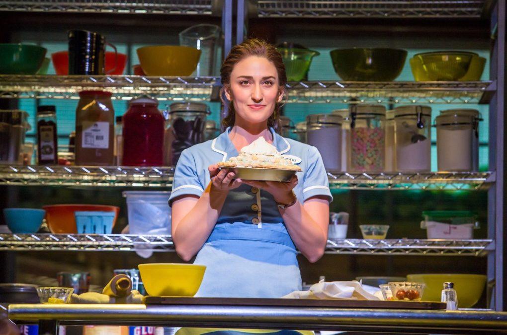 Show Photos - Waitress - Broadway - Sara Bareilles - 4/17 - Jeremy Daniel