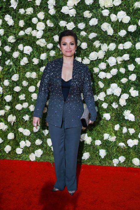 OP - Tony Awards - Lea Salonga - 6/17 - Emilio Madrid-Kuser