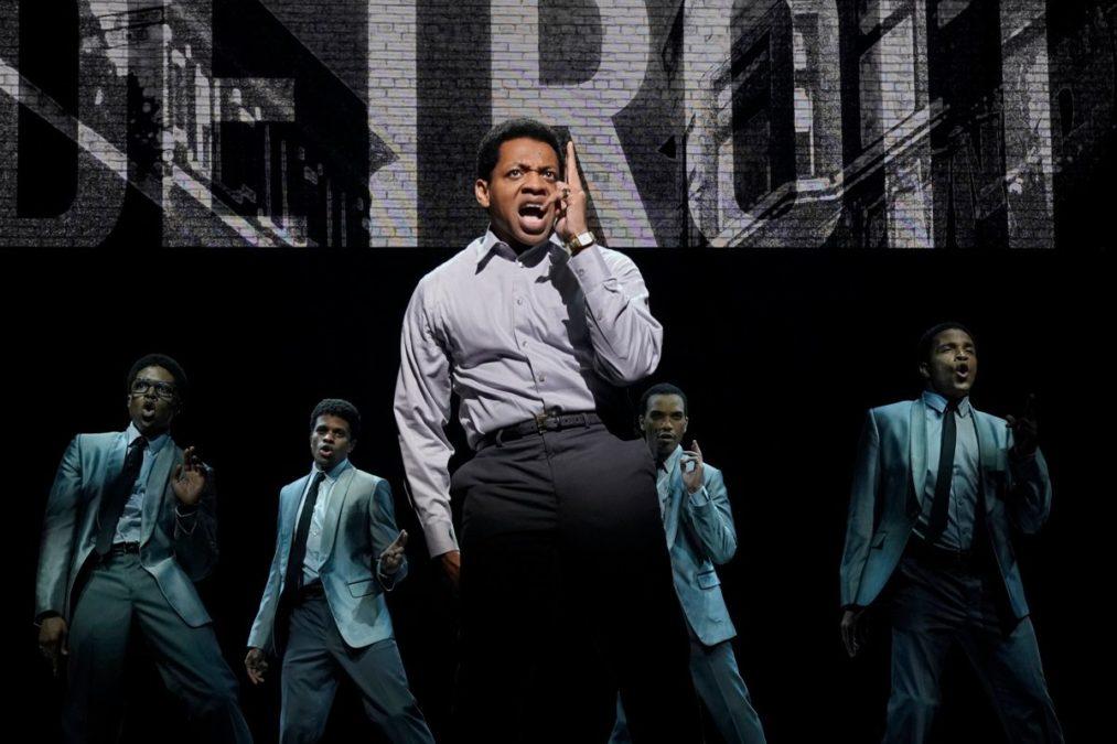PS - Ain't Too Proud at Berkeley Rep - Temptations Musical - Derrick Baskin