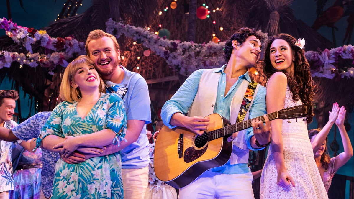 TOUR-Escape to Margaritaville-Production Photos-Matthew Murphy-10/19