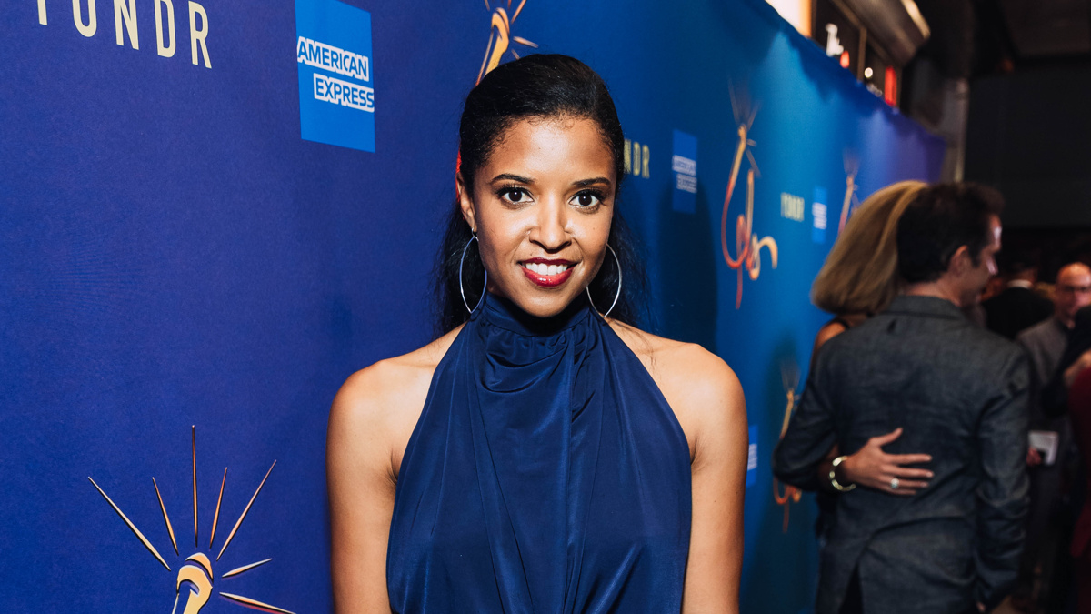 Freestyle Love Supreme - Renée Elise Goldsberry - Opening - 10/19 - Emilio Madrid