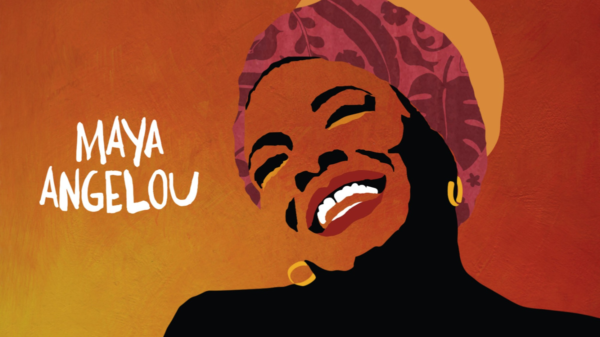 Phenomenal Woman: Maya Angelou Poster